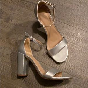 Chunky Heels - size 8.5 ONLY WORN ONCE